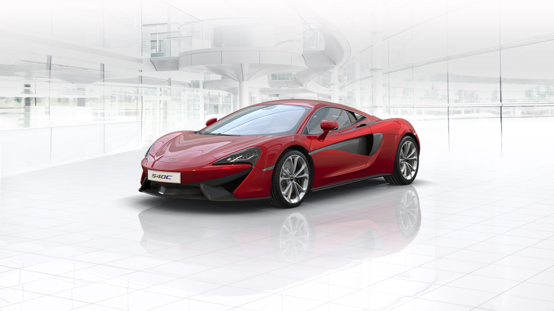 The 540c Pushes Boundaries By Delivering Mclaren Dna In Sports Cars
